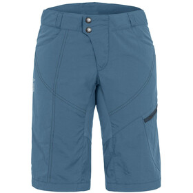 VAUDE Tamaro Shorts Women blue gray